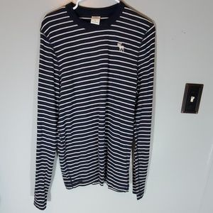 Long sleeve Abercrombie Shirt